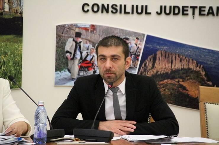 Gabriel Zetea: PSD nu fuge de anticipate (Sursa foto: site CJ Maramureș)