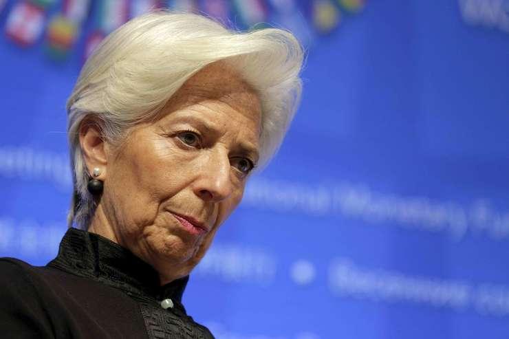 Directorul FMI, Christine Lagarde