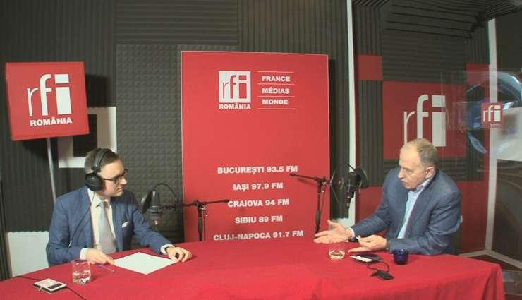 Cristian Gava și Mircea Geoană