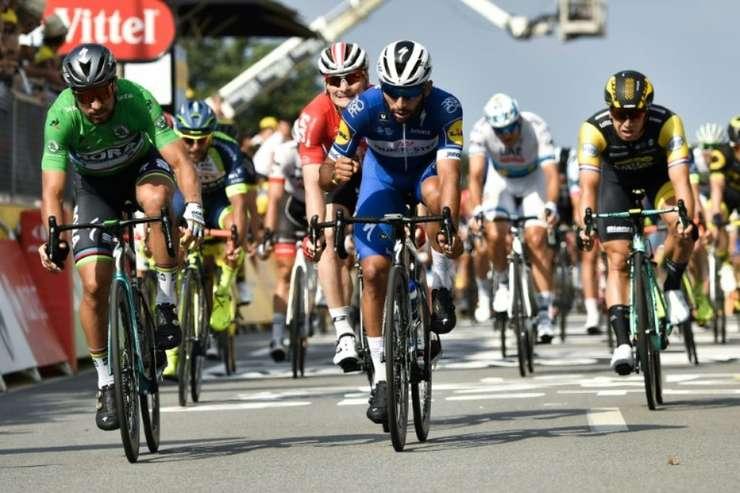 Fernando Gaviria câștigă a patra etapă a Turului Franței 2018