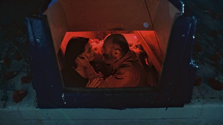 """""""Gaza Mon Amour"""" (2020), propunerea Palestinei la Premiile Oscar la categoria """"film internațional""""."""