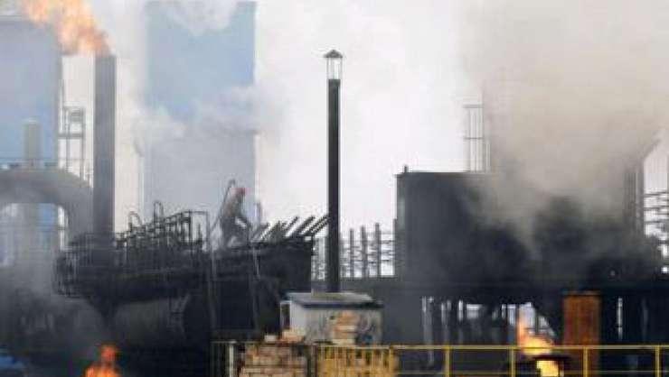 Gazul cu efect de sera este una din cauzele principale ale încalzirii climatice.