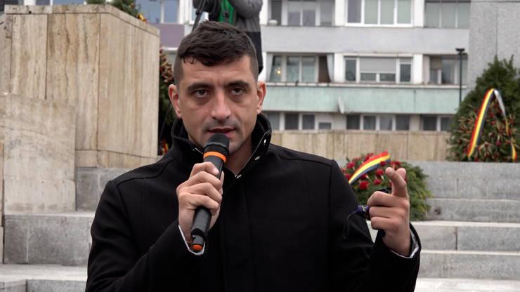 George Simion nu a fost lasat sa intre in Republica Moldova