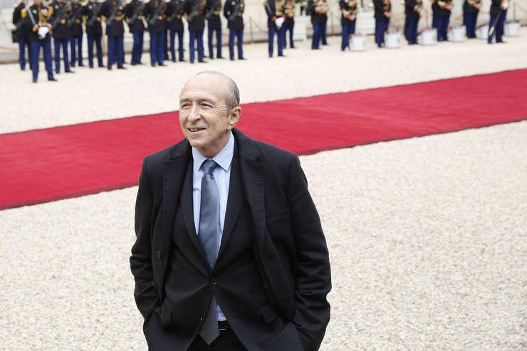 Gerard Collomb - noul ministru de Interne in guvernul lui Edouard Philippe