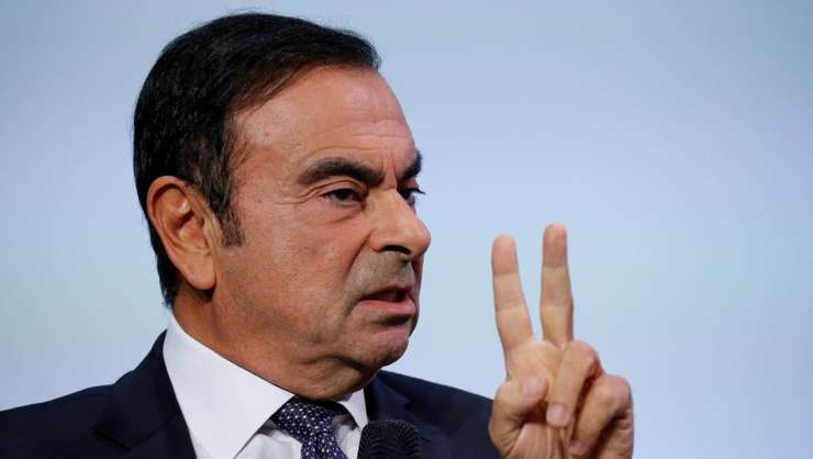 Carlos Ghosn, luna trecutà la Paris