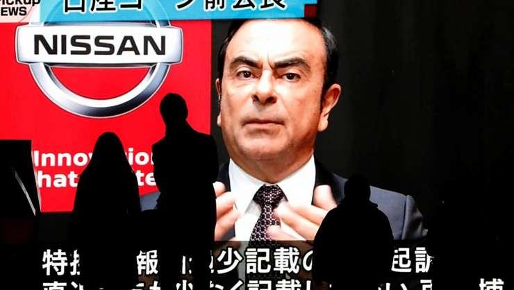 Carlos Ghosn, fostul PDG al grupului Renault-Nissan-Mitsubishi, a fost inculpat déjà de trei ori de justitia japonezà