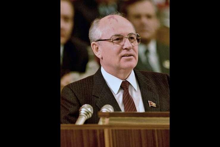 11 Martie Wikipedia: Pagina De Istorie: Alegerea Lui Gorbaciov, Cel Care A