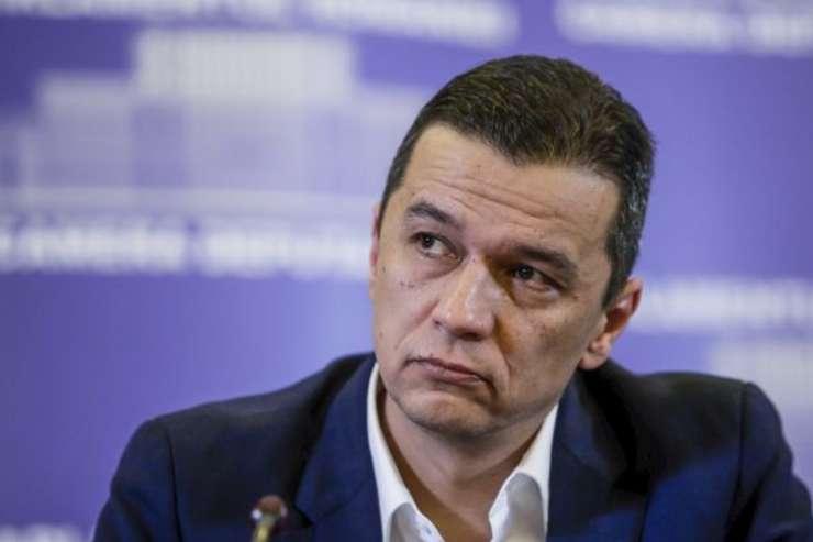 Grindeanu ramane premier independent pana miercuri, cand va fi votata motiunea de cenzura