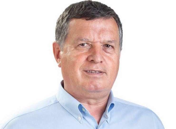 Primarul din Râmnicu Vâlcea, Mircia Gutău