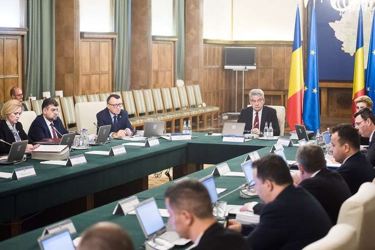 Guvernul adoptă miercuri Codul Fiscal (Sursa foto: www.gov.ro)