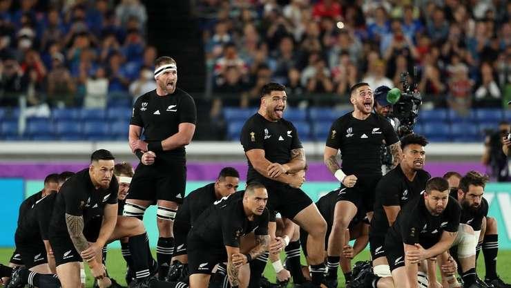 All Blacks și ritualul Maori Haka