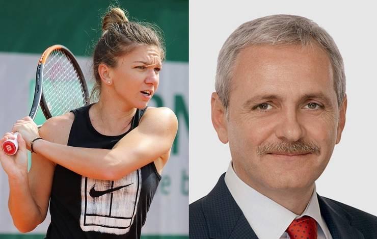 Simona Halep și Liviu Dragnea sunt în topul căutărilor pe internet în 2019