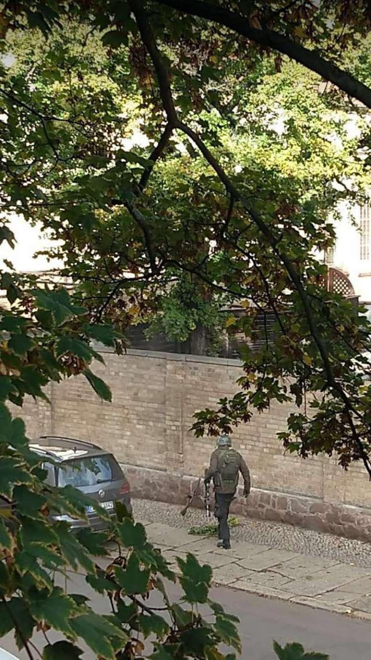Extremismul de dreapta, o temă relansată în Germania după atacul de la Halle
