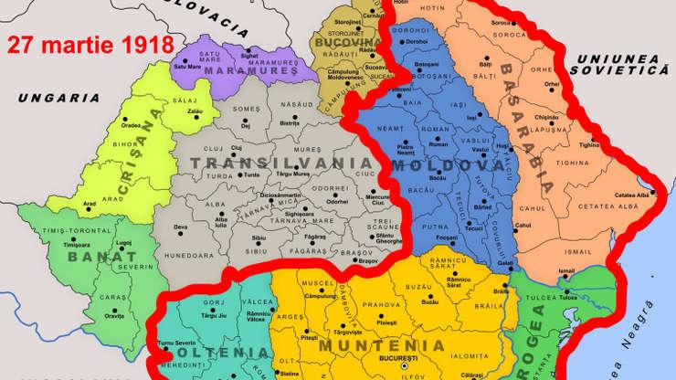 Pagina De Istorie 100 De Ani De La Unirea Basarabiei Cu Romania