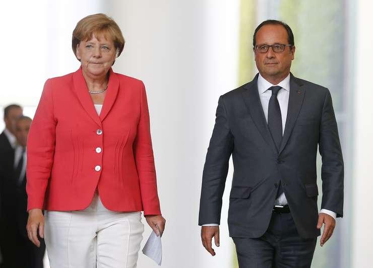 Franța și Germania cer din nou cote de imigrație