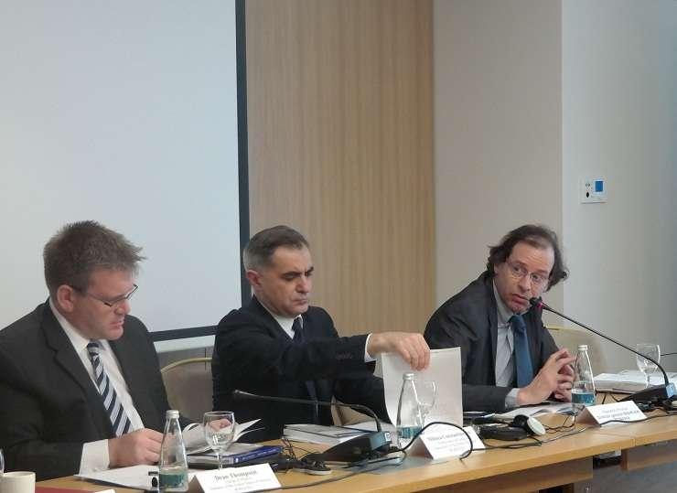 Conferința internațională Holocaustul din Europa de Sud-Est