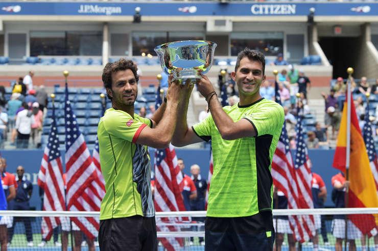 Jean-Julien Rojer și Horia Tecău au câștigat US Open 2017 (Sursa foto: site oficial US Open)