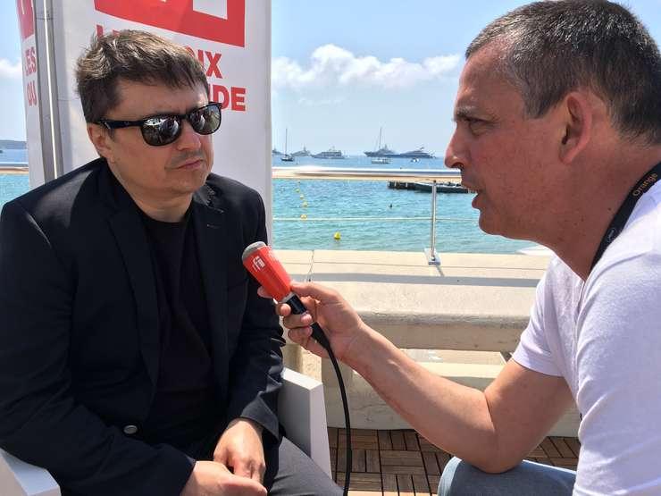 Cristian Mungiu intervievat la Cannes de Vasile Damian, mai 2018