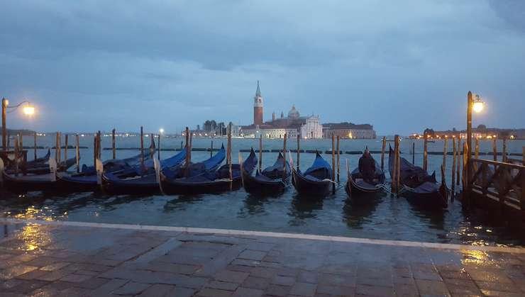 Bazilica San Giorgio Maggiore de la Venetia