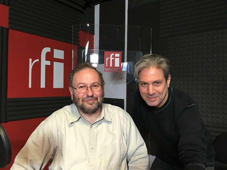 Michel Kubler et Nicolas Don