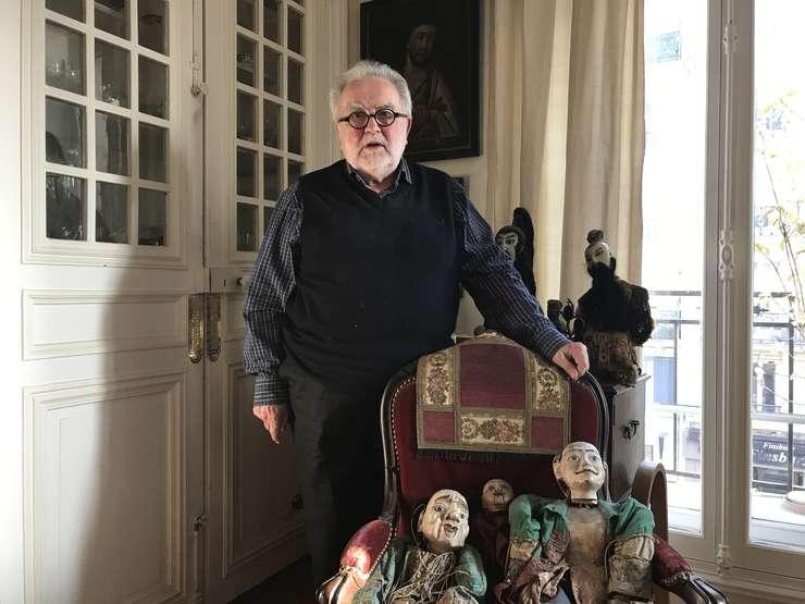 George Banu, mai 2019