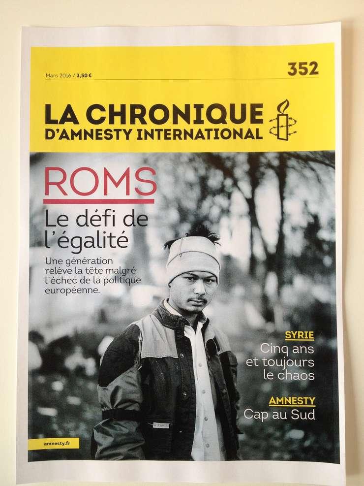 Ultimul raport Amnesty International consacrat romilor