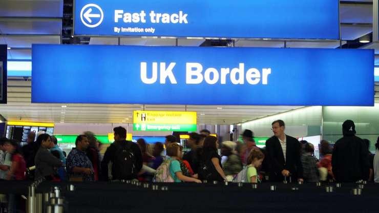 Imigrație în Marea Britanie