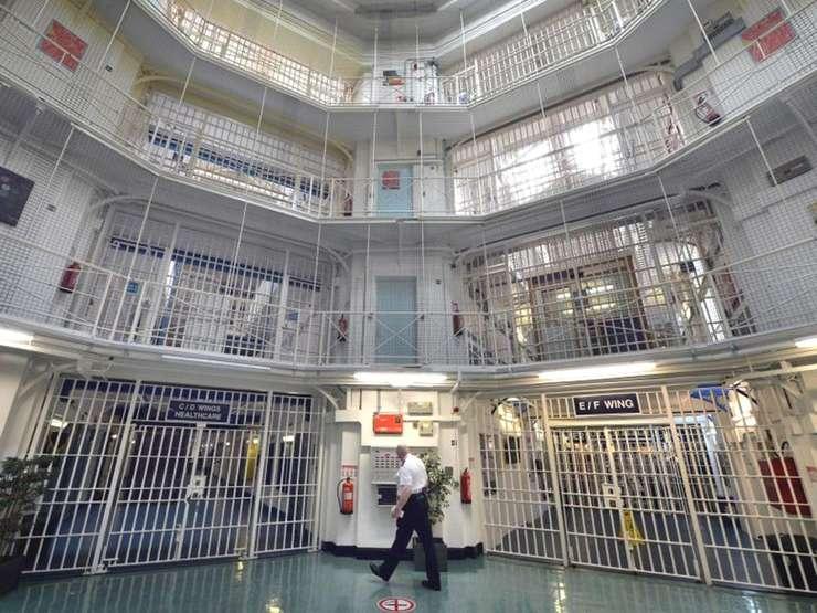 Închisoare din Marea Britanie