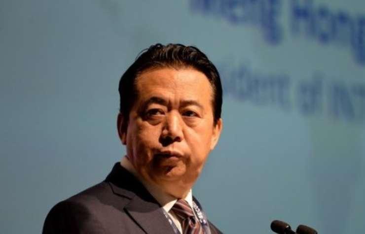 Meng Hongwei a dispărut în timpul unei vizite în țara natală China