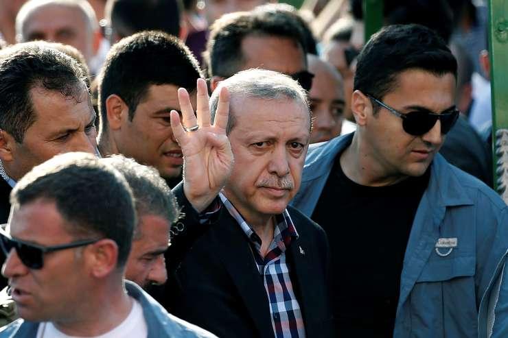 Preşedintele turc, Recep Erdogan (Foto: Reuters/Alkis Konstantinidis)