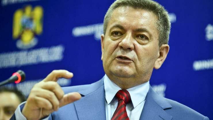Ioan Rus a demisionat din funcţia de ministru al Transporturilor