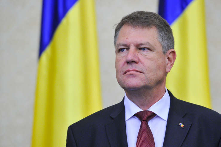 Preşedintele Klaus Iohannis a început astăzi consultările cu partidele intrate în Parlament