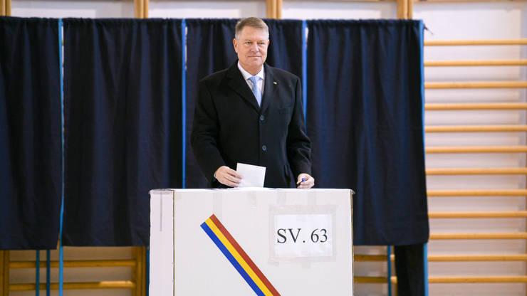 Klaus Iohannis este președintele României pentru încă un mandat de 5 ani.