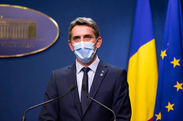 Ionel Dancă: Situația este îngrijorătoare și în plan european și la noi în țară (Sursa foto: gov.ro)