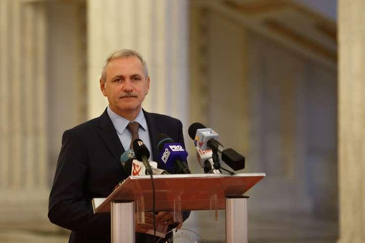 Opoziţia vrea revocarea lui Liviu Dragnea de la şefia Camerei Deputaţilor (Foto: site PSD)