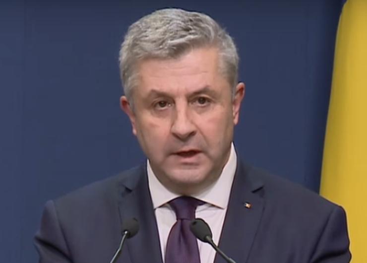 Ministrul Justiției, Florin Iordache, și-a asumat proiectele de modificare a legislației penale