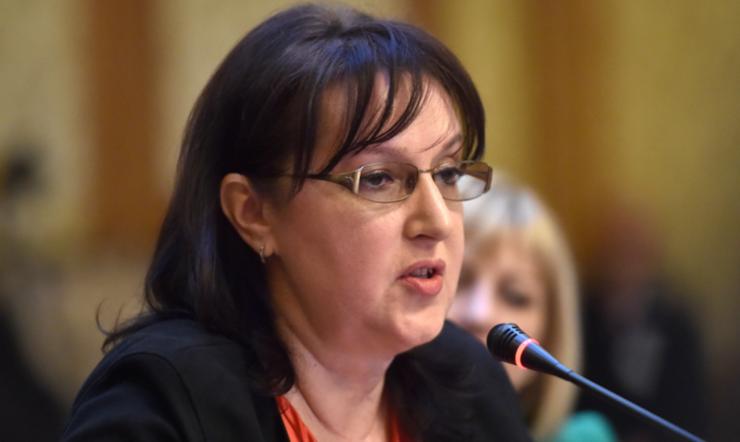 Irina Radu a fost demisă din fruntea TVR