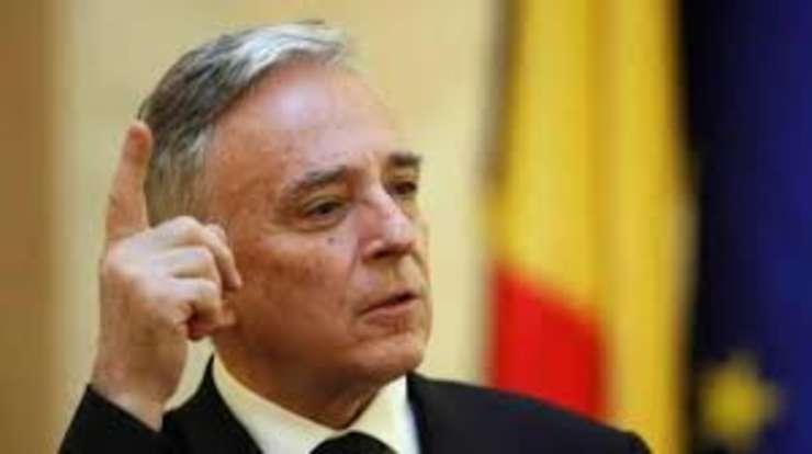 """Guvernatorul Mugur Isarescu acuză un """"atac jalnic asupra BNR"""""""