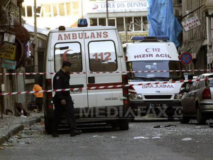 10 morti si 15 raniti in urma atacului de la Istanbul