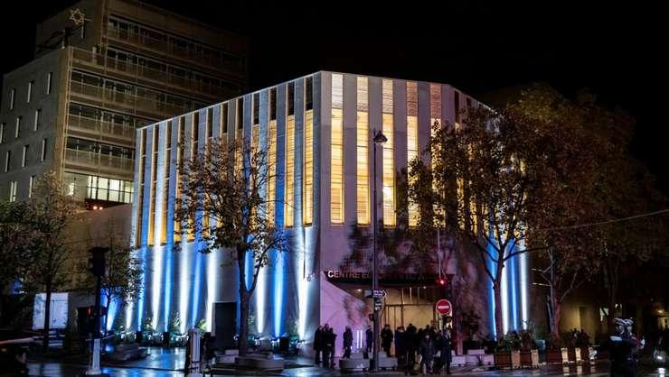 Centrul european al iudaismului a fost inaugurat la Paris de presedintele Emmanuel Macron