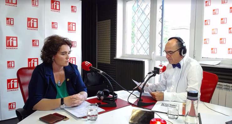 Iuliana SCÂNTEI şi Sergiu COSTACHE