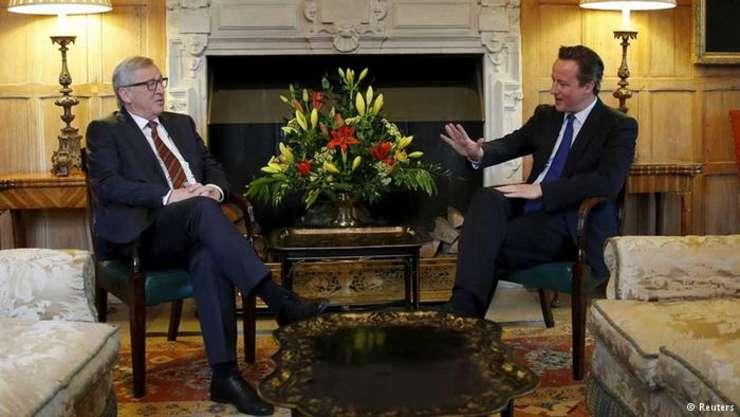 Juncker Cameron