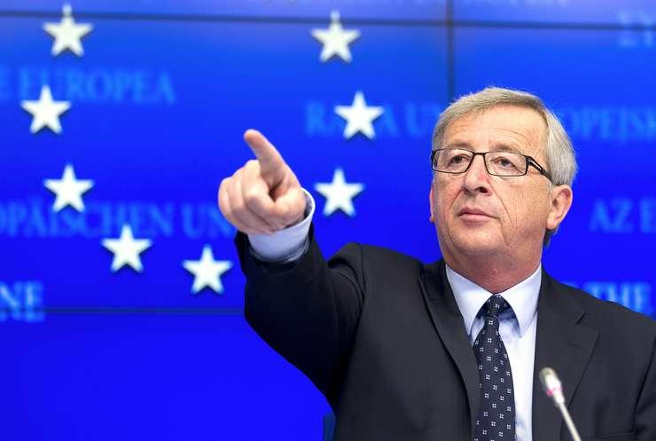 Președintele Comisiei Europene Jean Claude Juncker a prezentat luni, 1 marte 2017, scenariile unei Europe post-Brexit