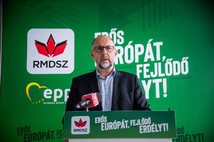 Kelemen Hunor ar vrea alegeri locale în octombrie (Sursa foto: Facebook/UDMR)