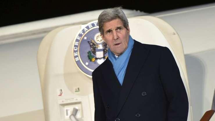 Secretarul de stat american John Kerry va participa duminicà, 15 ianuarie 2016, la Conferinta internationalà de pace consacratà conflictului israeliano-palestinian, organizatà la Paris