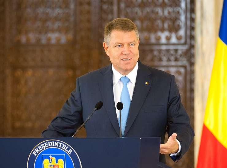 Președintele Klaus Iohannis a provocat Guvernul să respecte promisiunile făcute în campanie