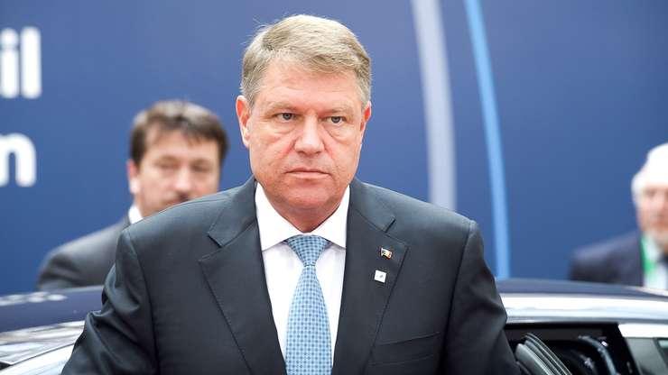 Preşedintele Klaus Iohannis critică măsurile fiscale propuse de coaliţia PSD-ALDE (Sursa foto: www.presidency.ro)