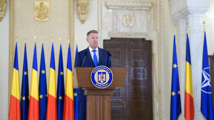 Klaus Iohannis vrea să obțină un nou mandat de președinte (Sursa foto: presidency.ro)