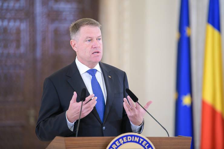 Klaus Iohannis (Sursa foto: presidency.ro)