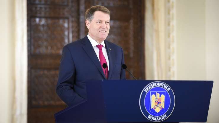 Preşedintele Klaus Iohannis (Foto: www.presidency.ro)